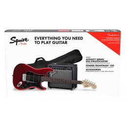 Squier Affinity Series Strat HSS Pack CAR