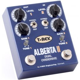 T-Rex Alberta II Distortion/Overdrive