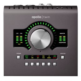 Apollo Twin Quad MKII Thunderbolt