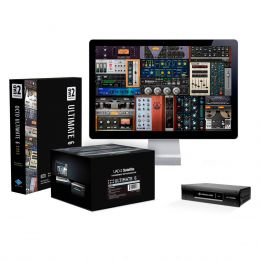 Universal Audio UAD2 Satellite Thunderbolt Octo Ultimate 6