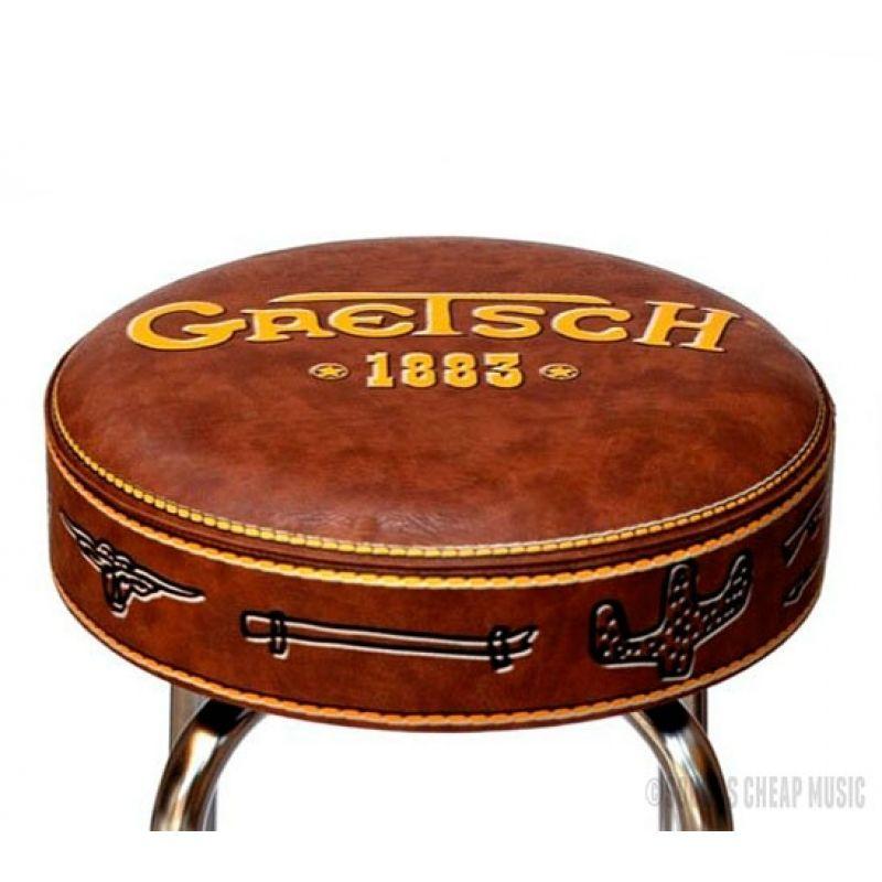 Gretsch Barstool 24in 1883 Banqueta Para Tocar La