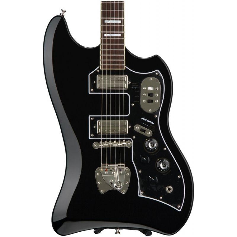 Guild guitars s 200 tbird bk guitarra el ctrica tipo for Luthier guitarra electrica